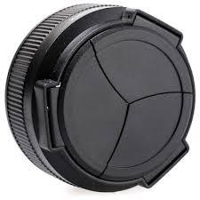 Dot.Foto Automatik-Objektivdeckel (Schutzdeckel, Schutzkappe) für Canon PowerShot G1 X