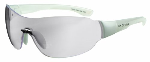 Ryders Eyewear Flange Sunglasses (White/Clear)