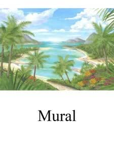 Brewster wallpaper wallcovering murals around the world for Amazon mural wallpaper