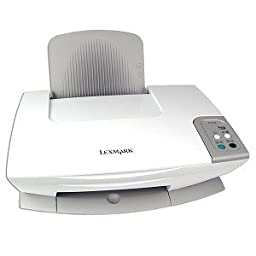 Lexmark X1240 Color All-in-One Inkjet Printer