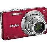 Kodak EasyShare M381 Digital Camera - Red