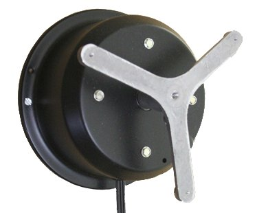 Wall Mount AC Motor Turntable - 10 lb Capacity