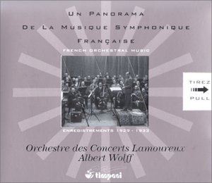 French Orchestral Music 4cd from Timpani