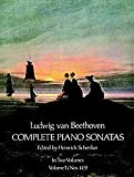 Ludwig Van Beethoven Complete Piano Sonatas Volume 1 (Nos. 1-15)