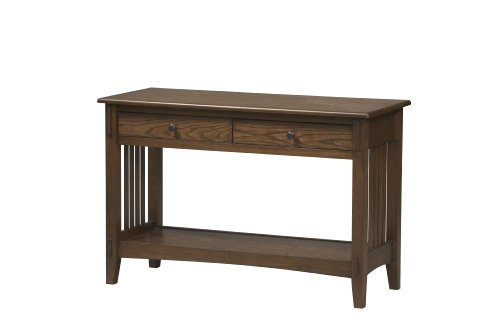 Cheap Linon Mission Console Table (86192C137-01-KD-U)