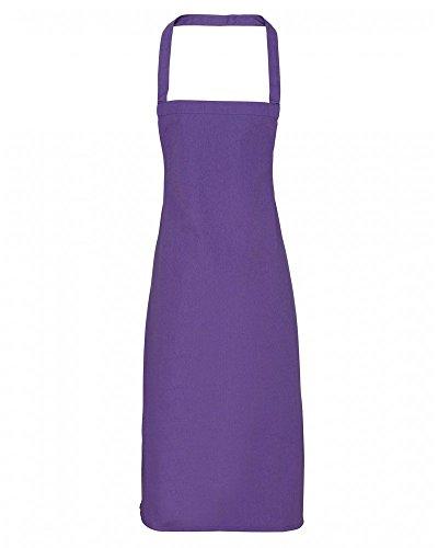 premier-workwear-pr102-100-cotton-bib-apron-hospitality-catering-baking-purple