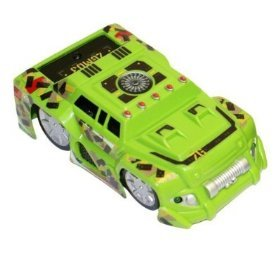 #1 Spinmaster Air Hogs Zero Gravity Micro Car - Green SUV Ch A  Review