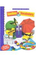 Houghton Mifflin Spelling: Softcover Student Edition Level 3 1998