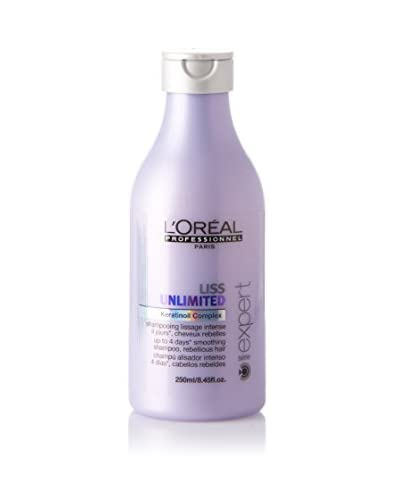 L'Oreal Champú Expert Liss Unlimited 250 ml