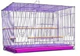 YML Small Breeding Cages Lot of 6 Purple