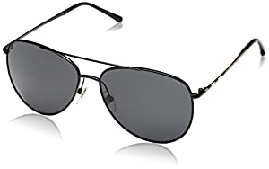 Burberry 3072 100187 Black 3072 Aviator Sunglasses Lens Category 3