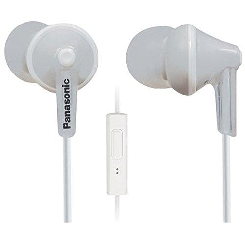 Panasonic RPTCM125WE Ecouteurs Intra-auriculaires Blanc