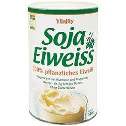 Vitality Soja Eiweiss, Banane, 500g
