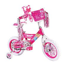 Dynacraft Girls' Barbie Bike (12-Inch Wheels)