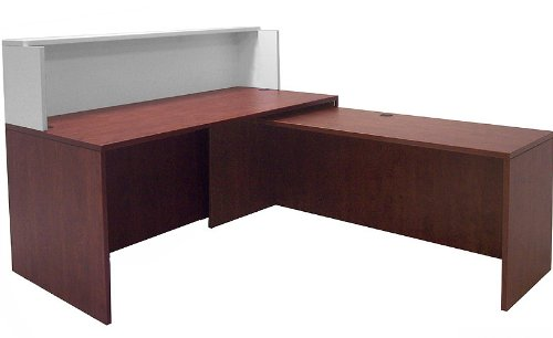 l Shaped Reception Desk L-shaped Reception Desk