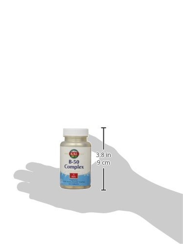 цена на KAL B-50 Complex Tablets, 50 mg, 50 Count