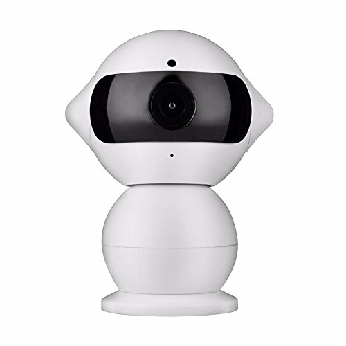 KING-DO-WAY-360-degrees-rotation-angle-Mini-Robot-Home-Security-Surveillance-WiFi-Camera-Dual-Intelligent-HD-monitor-HD-cameras-and-HD-tachograph