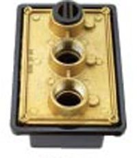 Electrical boxes bwf pb 75 swimming pool junction box - Swimming pool electrical deck box ...