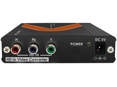 AT-COMP500 - Component to Composite/S-Video Down-converter