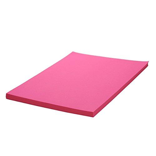 office-line-multifunktionspapier-100-blatt-neonpink-80-g-din-a3-kopierpapier-bastelpapier-farbpapier
