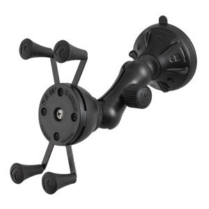 RAM Suction Cup Car Mount with Universal X-GripTM Cell Phone Holder iPhone 4 & 4S