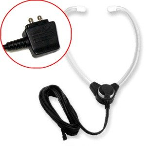 Dictaphone 2-Prong Headset