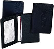 Royce Leather Business Card Holder (409-BLUE-5)