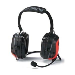Electronic Ear Muff, 23Db, Behind-The-H, R