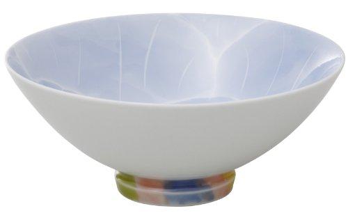 有田焼 匠の蔵 口福(こうふく)なお茶漬け碗シリーズ 碗 (小) 花かすみ T7152