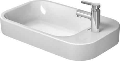 Duravit 2317650000 Duravit Happy D Bathroom Sink White Alpin