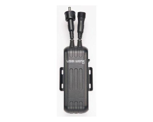 Busch & M�ller Akkuladeger�t USB - Werk AC, 361BW