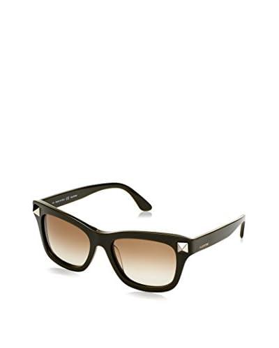 Valentino Gafas de Sol V656S (53 mm) Verde Oscuro
