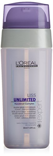 L'Oreal - Liss Unlimited Double Serum Sos Smooth - Linea Liss Unlimited - 30ml
