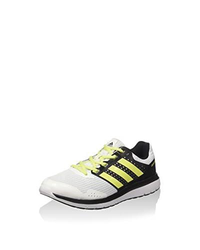 adidas Sneaker Duramo 7 M [Bianco/Giallo/Nero]