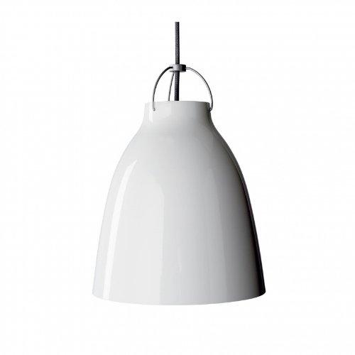 Lightyears Caravaggio P1 Pendelleuchte, weiß Größe 2 Ø16.5cm