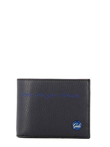 Gabs by franco gabbrielli DRMONEY52-E16 Portafoglio Accessori Blu Pz.