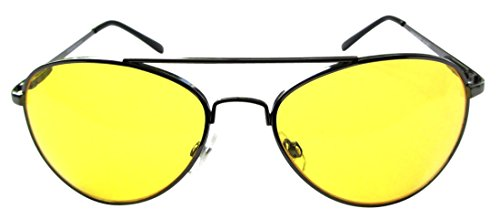 W2S Eyewear -  Occhiali da sole  - Uomo Gun Metal Dark Silver