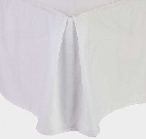 White Queen Bed Skirt