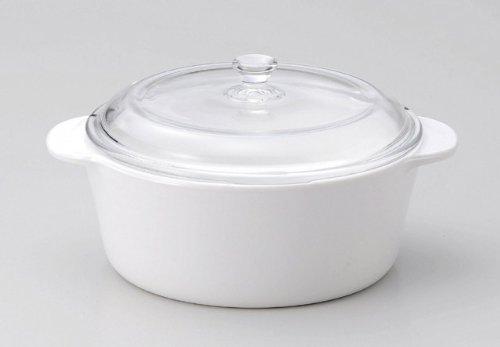 【Luminarc(リュミナルク)】ヴィトロフラム蓋付手鍋