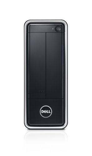 Dell Inspiron i660s-5384BK Desktop (Black)