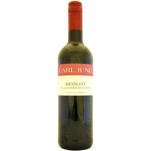 交洋 カールユング メルロー ノンアルコールワイン 750ml