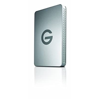 G-Technology G-DRIVE ev USB 3.0 Hard Drive 1TB (0G02723)