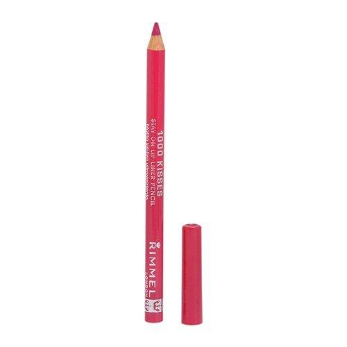 Rimmel 1000 Kisses Stay On Lip Liner Indian Pink