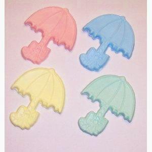 baby shower soap party favors adorable umbrella favors