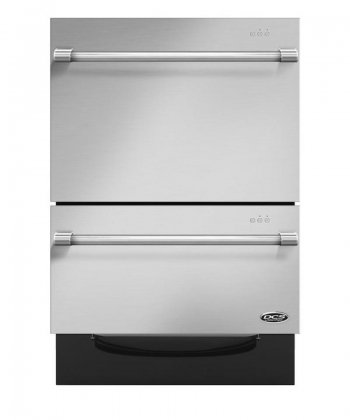 DCS DD24DVT7 Semi-Integrated Dishwasher (Drawer Dishwasher compare prices)