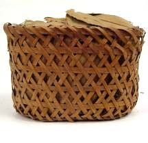Liu An Basket Of Tea Leaves - Aged 1990 - Gourmet Black Teas