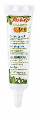 Nuby All Natural Zahnungsgel (1 x 15 ml)