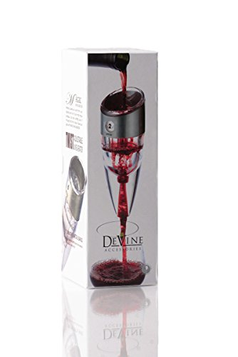 ... Professional Grade Instant Wine Aerator - Aerate Wines in Seconds
