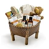 Organic Baby Gift Basket Burmeseby Erbaviva