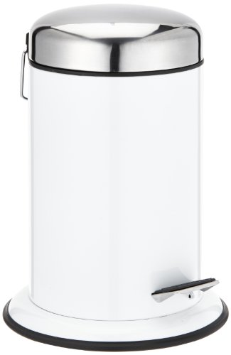 treteimer von wenko im retro stil toilettenzubeh r. Black Bedroom Furniture Sets. Home Design Ideas